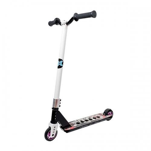Freestyle koloběžka Micro MX Pro II PB, kvalitní koloběžky do skate parku a na U-rampy - AKCE