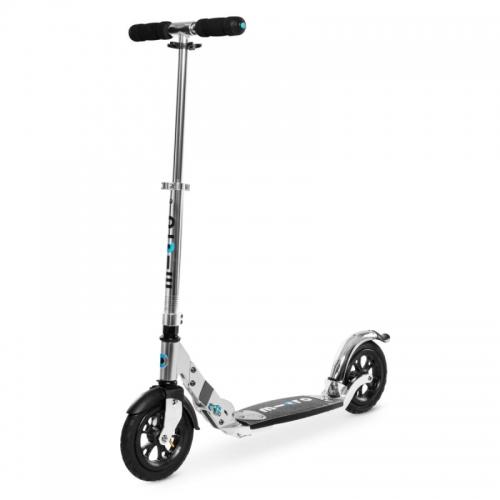 Skládací koloběžka, nafukovací kola, koloběžky do města i lehkého terénu - AKCE