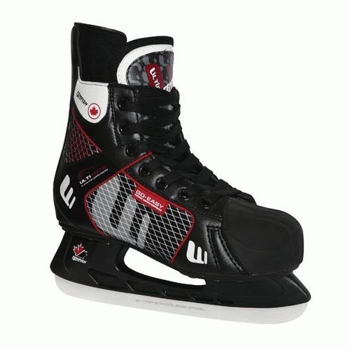 Kvalitní hokejové brusle Tempish Ultimate SH 25, sportovní brusle na lední hokej - VÝPRODEJ