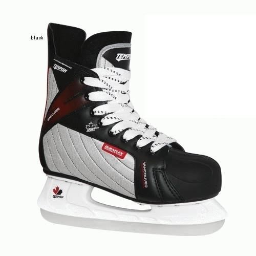 Lední rekreační brusle Tempish, zimní hokejové brusle juniorské - VÝPRODEJ