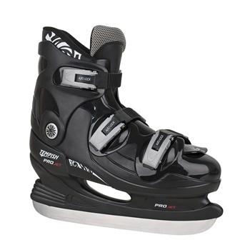 Sportovní a hokejové lední brusle s přezkami, brusle na led Tempish Pro - VÝPRODEJ