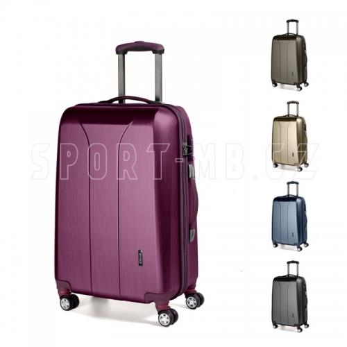 Skořepinové cestovní kufry March New Carat 59 cm 514f263b62