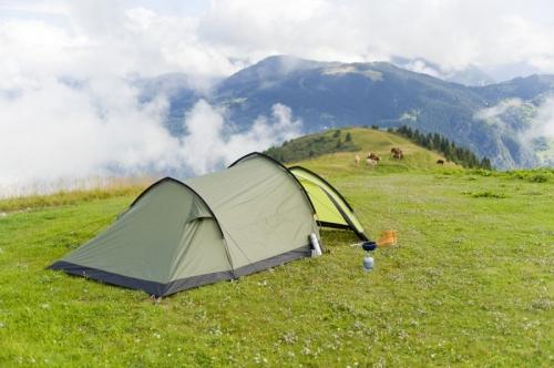 Lehký turistický stan Coleman Caucasus 3