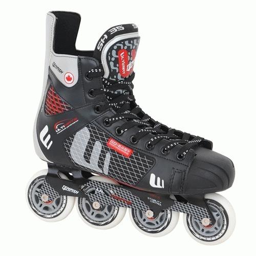 In-line brusle na hokej Tempish Ultimate SH 35, kolečkové brusle na inline hokej - VÝPRODEJ