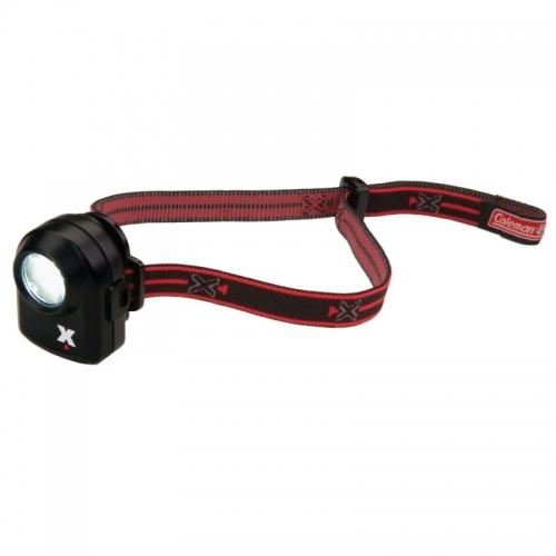 Čelová svítilna Coleman Mini Headlamp, malá čelovka s diodou - VÝPRODEJ