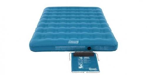 Odolná a pohodlná nafukovací matrace Coleman 198 cm DuraRest pro 2 osoby - AKCE