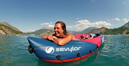 Rekreační nafukovací loď Sevylor Tahiti Plus