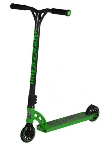 Freestyle koloběžka MGP VX5 Team green - AKCE