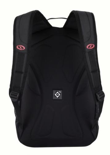 Batoh do města Loap 23L black/red, lehké batohy a tašky na záda