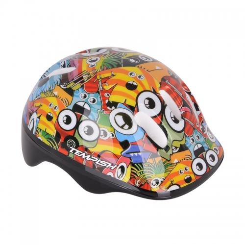 Dětské nastavitelné brusle + helma, chrániče, batoh Monster baby skate
