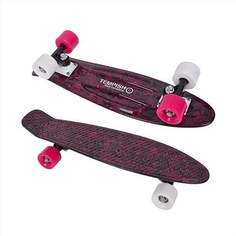 Skateboard Tempish Buffy Flower 22,5 palců, penny boardy dětské - AKCE
