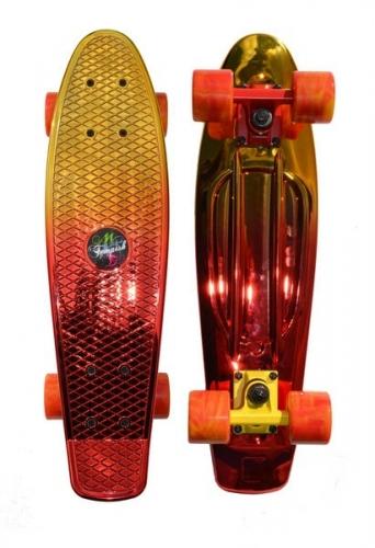 cc426a91f Plastový penny board, skateboard Tempish Buffy Star 22,5