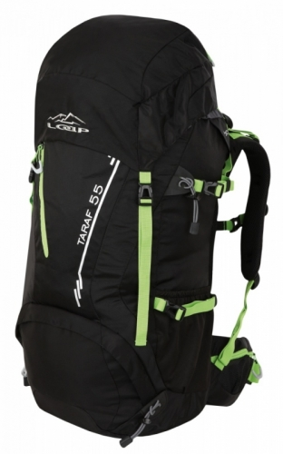 Turistický batoh Loap Taraf černý 55 L  - AKCE