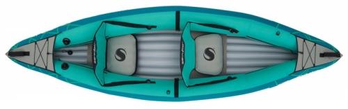 Turistický nafukovací kajak Sevylor Waterton pro 2 osoby