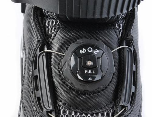 Inline brusle Tempish Black Shadow 90 mm s utahováním kolečkem MOZ