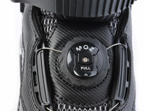 Brusle Tempish Black Shadow 84 mm s utahováním kolečkem