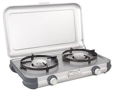 Dvouplotýnkový plynový vařič Campingaz Camping Kitchen 2
