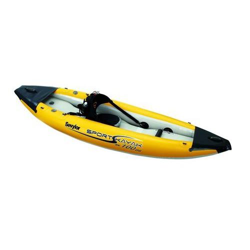 ab2d114648 Sportovní nafukovací kajak Sevylor Sport kayak pro 1 osobu SKS100 DS ...