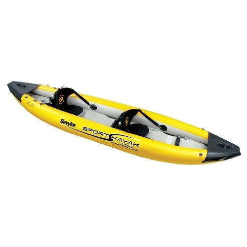 84883ac48e Sportovní nafukovací kajak Sevylor Sport kayak pro 2 osoby