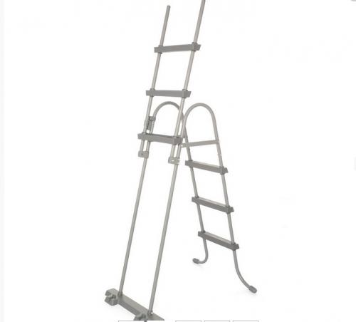 Bazénové schůdky pro nadzemní bazén výška 1,07 m (107 cm)