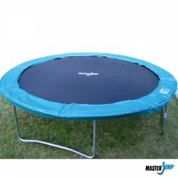 Velká skákací trampolína MasterJump Super 430 cm, nejlepší trampolíny na triky, salta, skoky