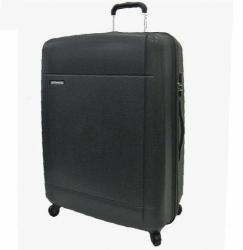 Plastové kufry cestovní na kolečkách, 78 x 55 x 33 cm velký skořepinový kufr