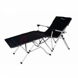 Skládací kempingové lehátko, campingová židle