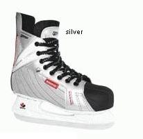Lední hokejové brusle Tempish, dětské zimní brusle nejen na hokej levně