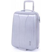 Malý příruční kufr se dvěma kolečky March New Carat 55 cm