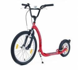 Nafukovací koloběžka Kickbike Freeride, koloběžky do všech terénů, kola BMX