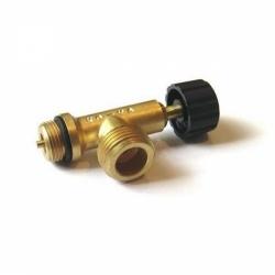Odtlačný ventil (pro 2kg lahev, malá plynová náplň)