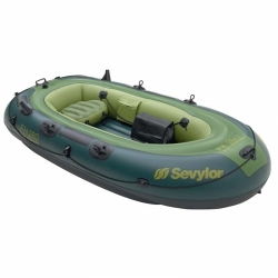 Rybářský nafukovací člun Sevylor pro 2 - 3 osoby