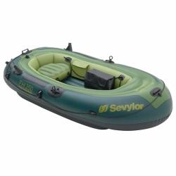 Rybářský člun Sevylor, kvalitní a levné rybářské čluny pro 2 osoby