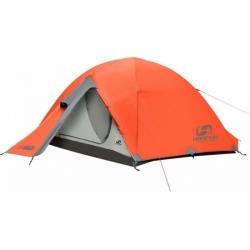 Lehký expediční stan Hannah Covert S AL mandarin red pro 2 osoby