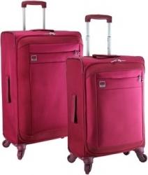 Cestovní kvalitní kufr s kolečky Titan L 7.0 M střední 63 cm ultralehký