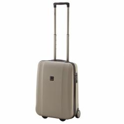 Skořepinový kabinový kufr Titan Xenon S 53 cm, lehký polycarbonát