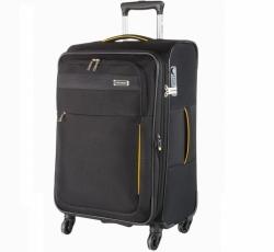 Cestovní kufr Travelite Style na 4 kolečkách, černý 64 cm