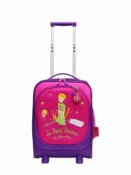 Textilní kufr pro děti Stratic Little Prince XS 46 cm, dětský kufr na kolečkách