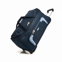 Cestovní taška na 2 kolekčách Travelite Orlando Travel Bag 2w 70 cm tmavě modrá