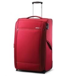 Kufr na kolečkách Carlton O2 72 cm červený (rozšiřitelný)