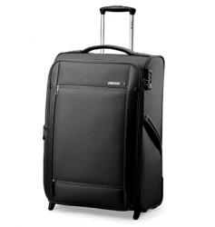 Kufr na kolečkách Carlton O2 65 cm černý (rozšiřitelný)