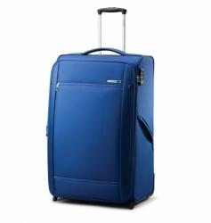Kufr na kolečkách Carlton O2 72 cm modrý rozšiřitelný
