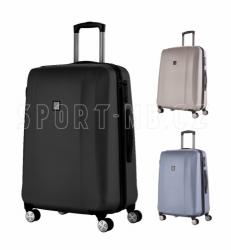 Velký cestovní kufr na kolečkách Titan Xenon 4w XL, největší kufry 140 litrů