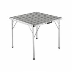 Kempinkový stůl Coleman Square Camp čtvercový, skládací stolek do přírody