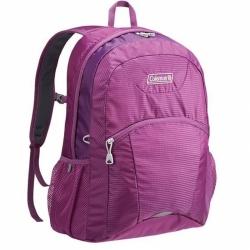 Dívčí městský i sportovní batoh Coleman Practi City 20 L Purple / fialový