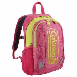 Dětský dívčí batoh Coleman Bloom Pink 8L pro malé dívky předškolní a školní