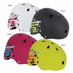 Inline přilba Tempish Skillet Z, helmy na kolečkové brusle, skateboard, longboard
