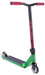 Freestyle koloběžka Crisp Blaster 2016 wild green/black