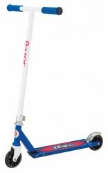 Freestyle koloběžka Razor Grom blue/white pro začátečníky a děti