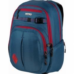 Batoh Nitro Chase blue steel
